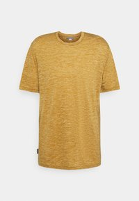 Icebreaker - DOWLAS CREWE - T-shirt print - coyote - 4