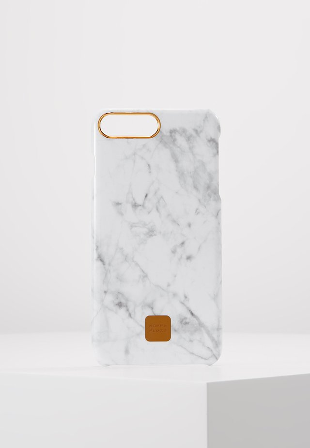 IPHONE 8 PLUS SLIM CASE - Telefoonhoesje - white
