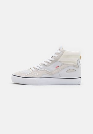 DIMENSION - High-top trainers - white/montano