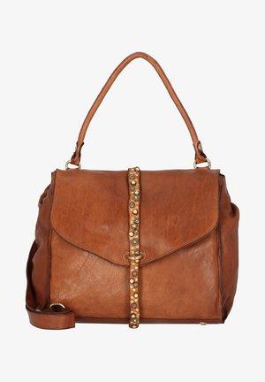 Handbag - cognac