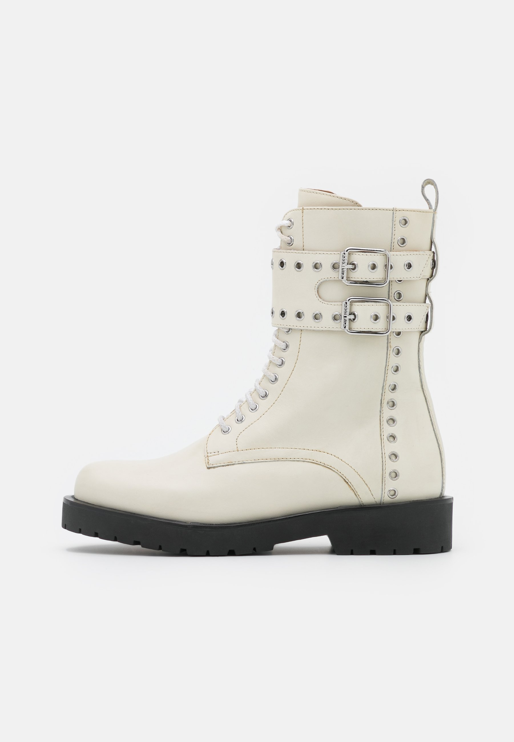 Women ANFIBIO MICRO OCCHIELLI - Lace-up ankle boots