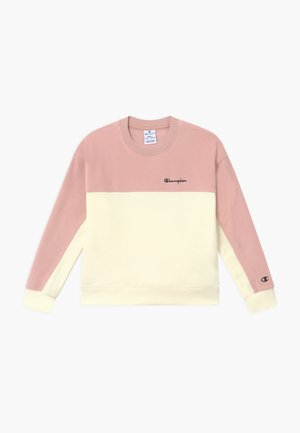 LEGACY AMERICAN CLASSICS CREWNECK - Fleece trui - light pink