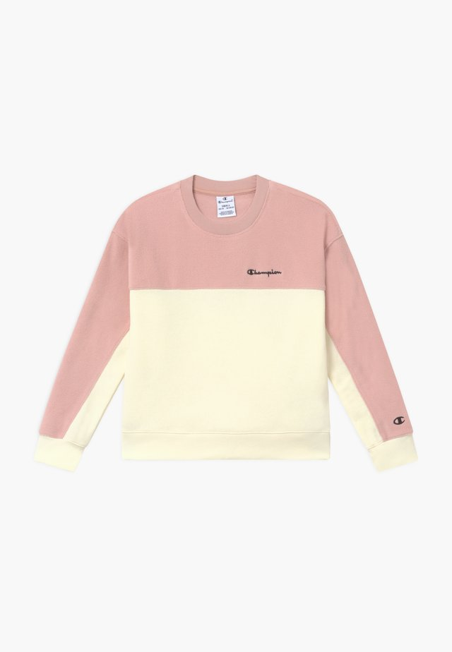 LEGACY AMERICAN CLASSICS CREWNECK - Sweat polaire - light pink