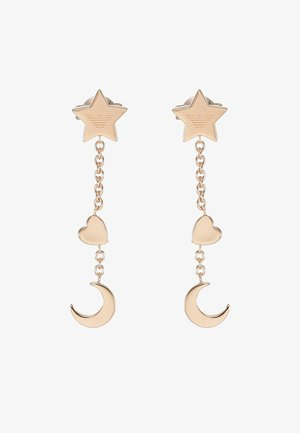Boucles d'oreilles - rose gold-coloured