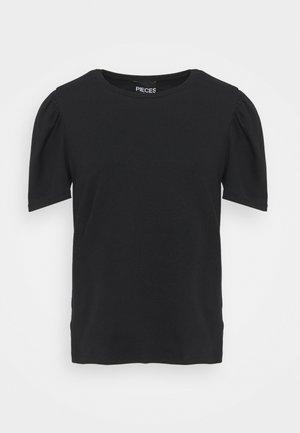 PCANNA - T-shirt basic - black