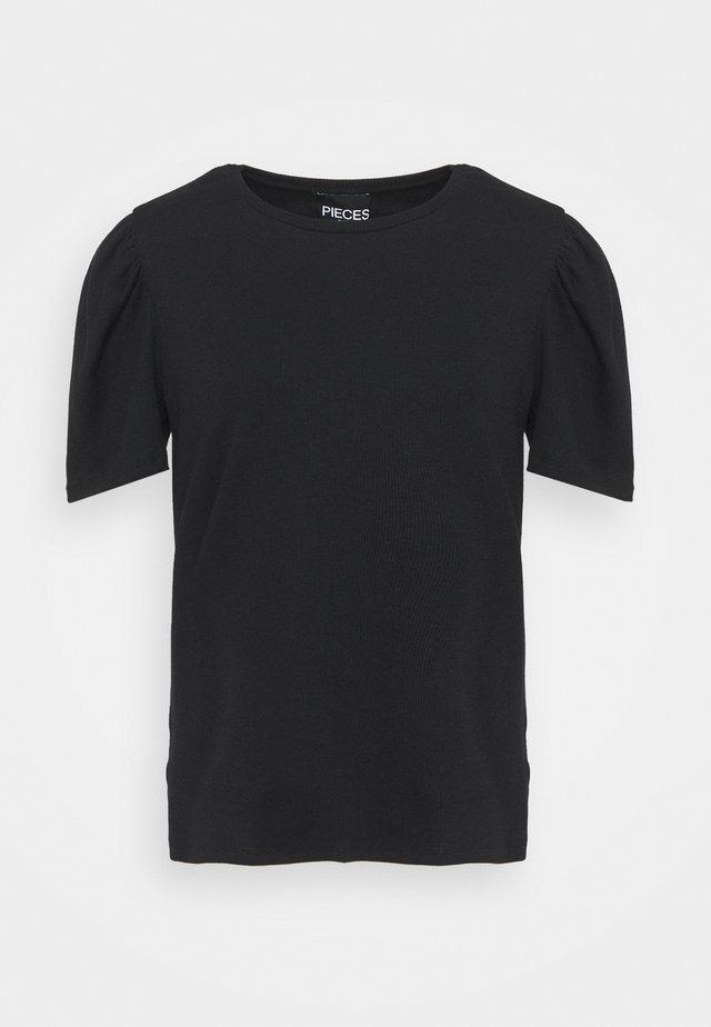 PCANNA - T-shirt basic - black