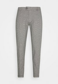 Redefined Rebel - ERCAN PANTS - Pantalon classique - grey check - 3