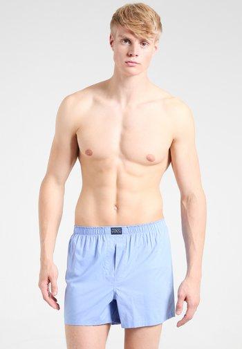 OPEN 3PACK - Boxer shorts - white/blue/navy