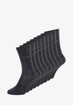 BASIC 9 PACK - Calcetines - navy