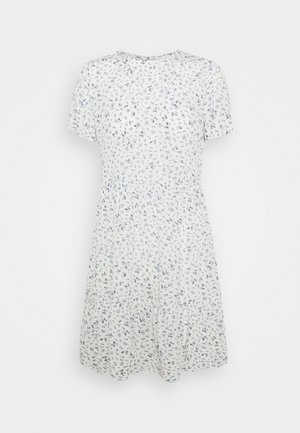 VIMESA DRESS - Sukienka letnia - cloud dancer