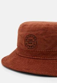 Brixton - OATH BUCKET HAT UNISEX - Hatt - amber - 3