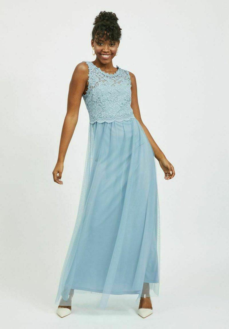 Vila - VILYNNEA - Occasion wear - ashley blue