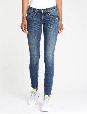 Jeans Skinny Fit - authentic vintage wash