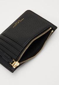 Tory Burch - PERRY CARD CASE - Peněženka - black - 2