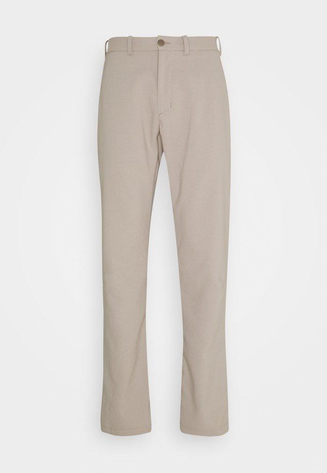 AERIAL PANTS - Kalhoty - sand