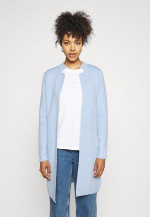 BLOCK - Cardigan - cashmere blue