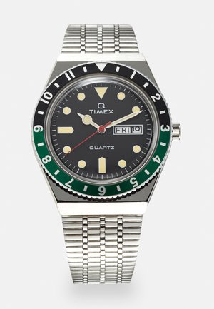 Q DIVER UNISEX - Watch - black/green