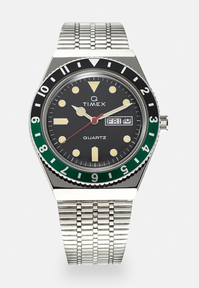 Q DIVER UNISEX - Montre - black/green