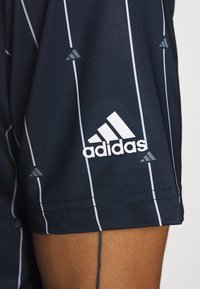 adidas Golf - ULTIMATE SPORTS GOLF SHORT SLEEVE - Funkční triko - collegiate navy/grey three/white - 6