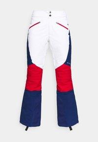 Spyder - ECHO - Spodnie narciarskie - abyss - 4