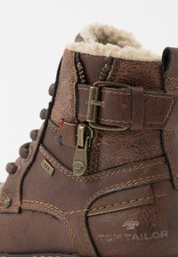 TOM TAILOR - Veterboots - rust - 2