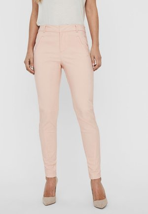 Trousers - sepia rose