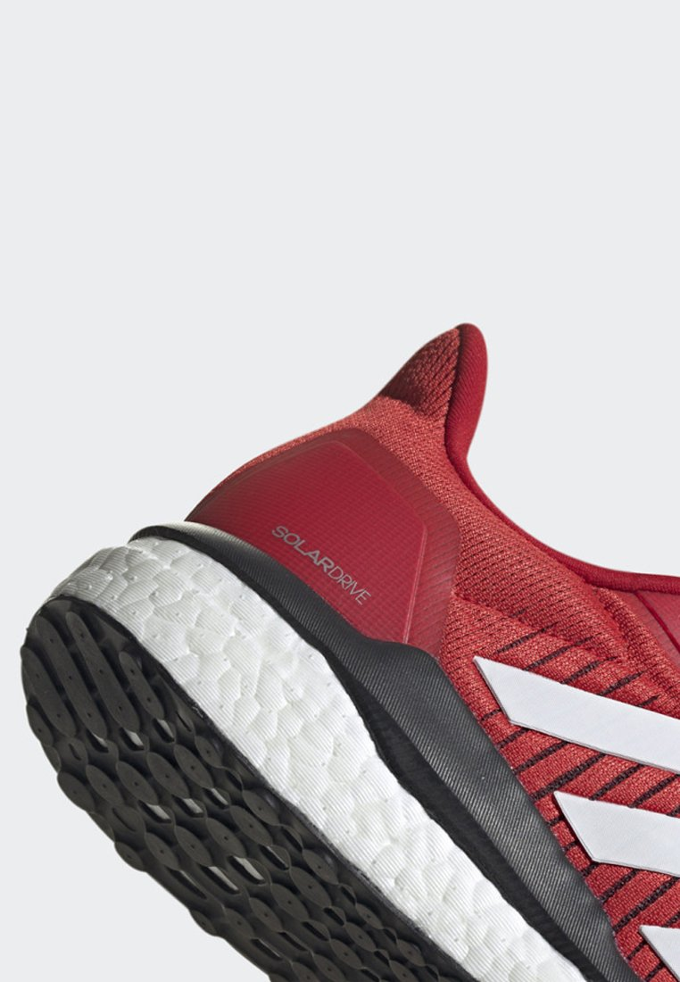 adidas Performance SOLAR DRIVE 19 SHOES - Laufschuh Stabilität - red/rot - Herrenschuhe 36gcU