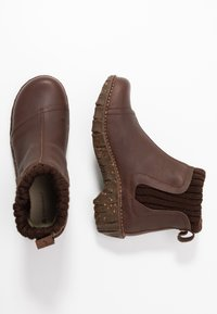 El Naturalista - YGGDRASIL - Classic ankle boots - soft grain brown - 3