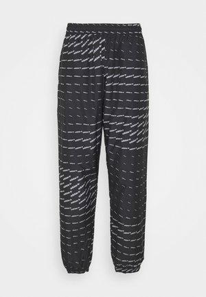 MONO - Pantalon de survêtement - black/white