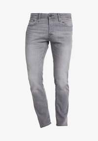 Jack & Jones - JJITIM JJORIGINAL - Slim fit jeans - grey denim - 4