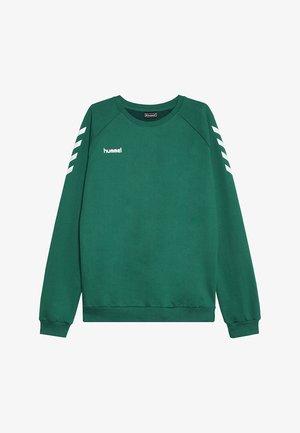 HMLGO  - Sweatshirt - evergreen