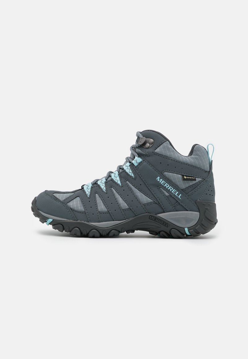 Merrell - ACCENTOR SPORT 2 MID GTX - Hiking shoes - storm/canal