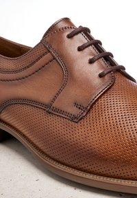 Lloyd - Smart lace-ups - braun - 4