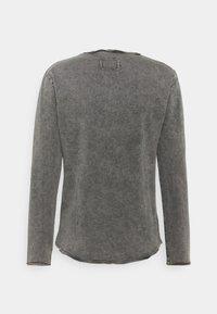 Tigha - MILO SPRAY  - Long sleeved top - vintage stone grey - 1