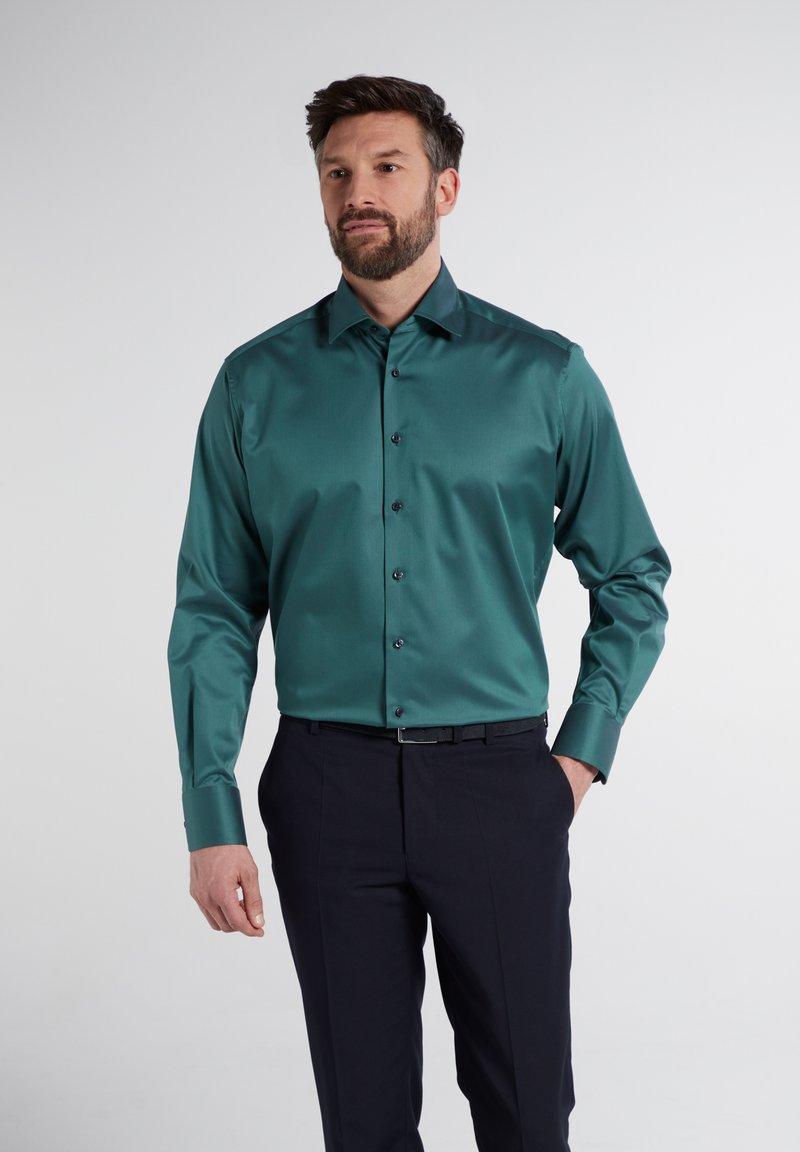 Eterna - Formal shirt - petrol