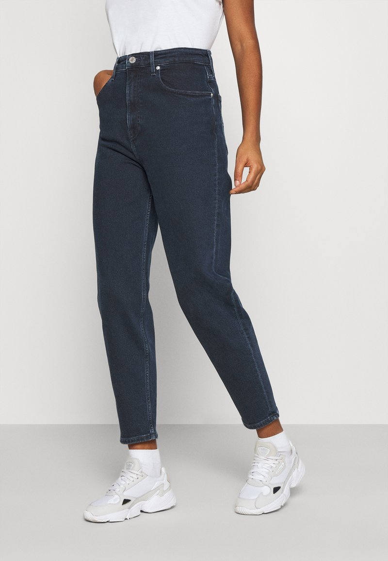 Tommy Jeans - MOM - Relaxed fit jeans - oslo blue