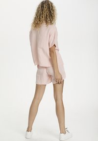 Denim Hunter - Button-down blouse - english rose - 2