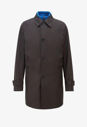 COBEN - Trenchcoat - black