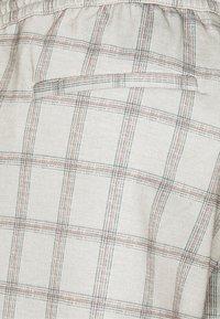 Jack & Jones - JJIWILL JJPHIL CHECK - Trousers - grey - 3