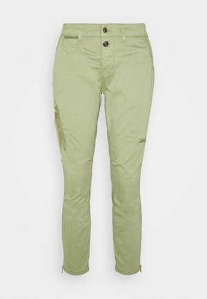 VALERINE KATY - Trousers - oil green