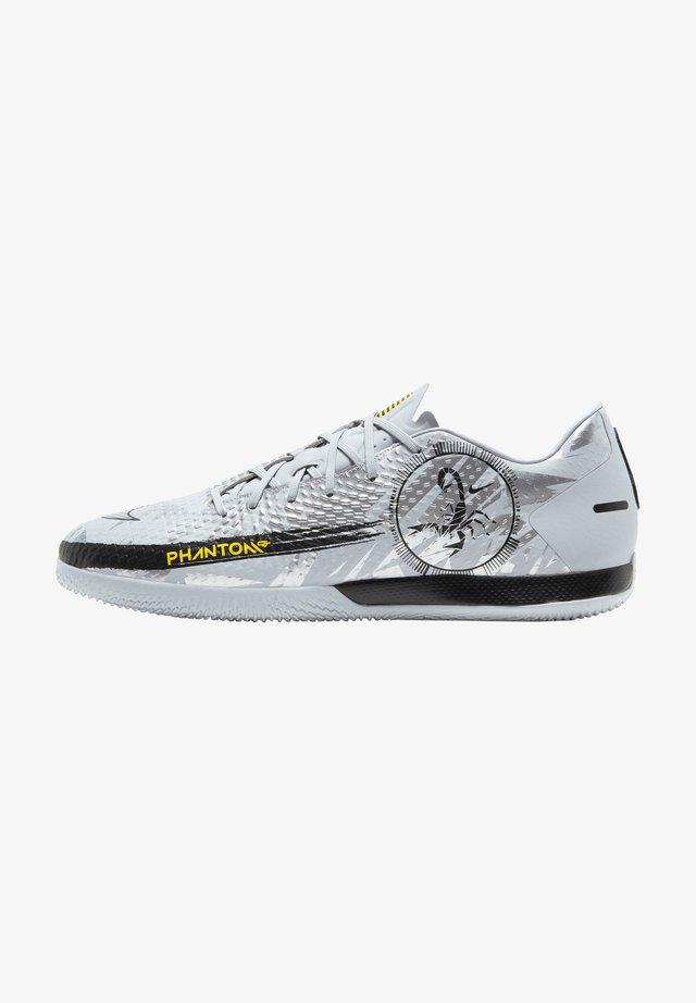 Chaussures de foot en salle - silver,black