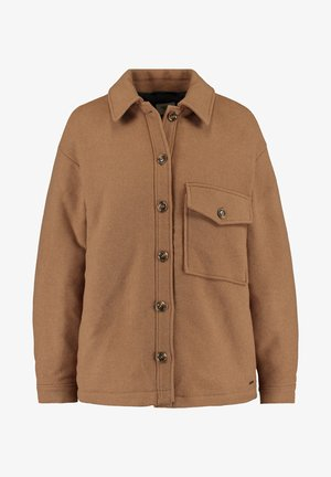 JENN - Summer jacket - camel