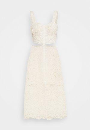 RAMAGE - Denní šaty - beige