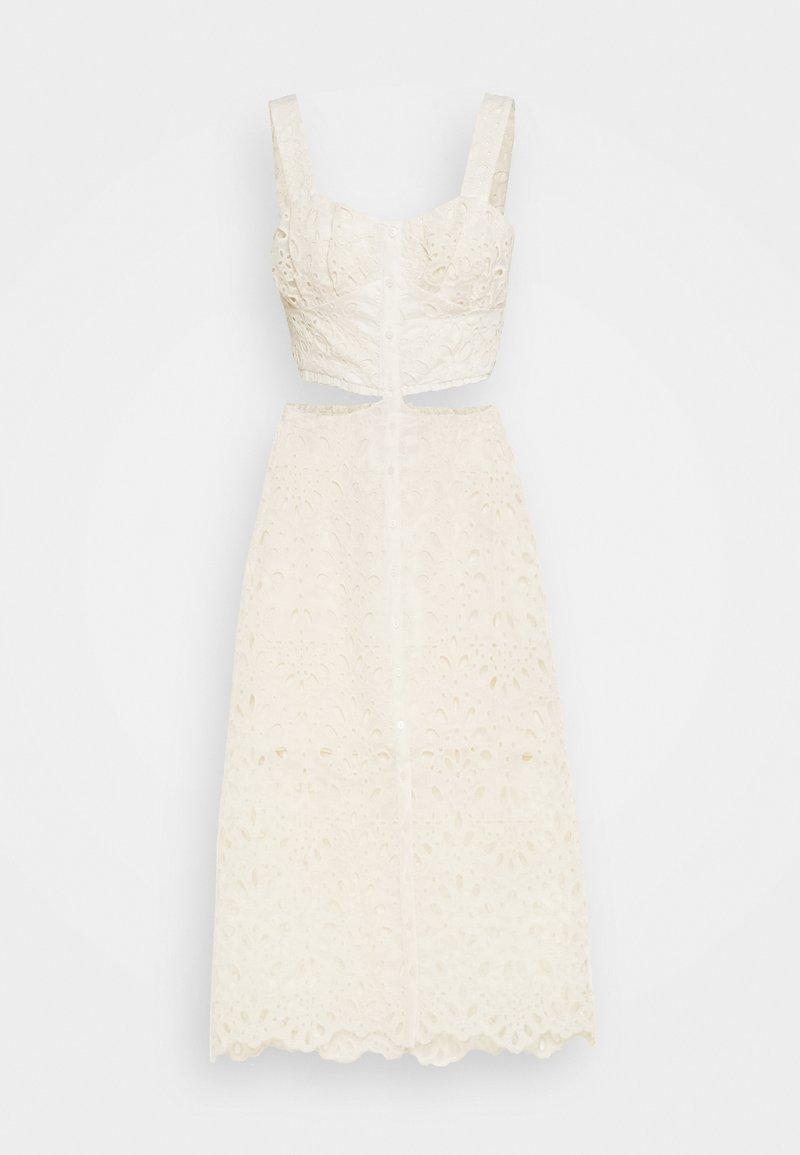 maje - RAMAGE - Vapaa-ajan mekko - beige