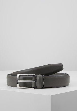 BELT - Pásek - dark grey
