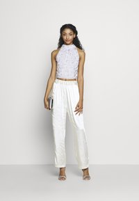 Lace & Beads - GUI - Bluser - white - 1