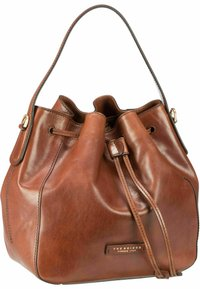 The Bridge - Handbag - brown gold - 2