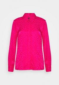 NIKKIE - FEBE - Button-down blouse - lipstick - 0