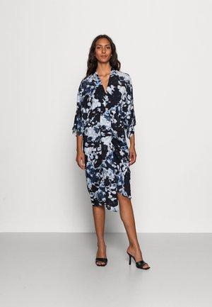 BASIRA DRESS - Day dress - blue splash