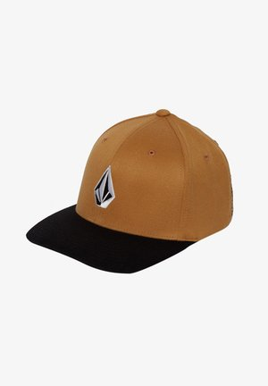 Cap - golden_brown